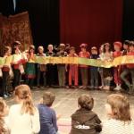 Zehn Jahre ErzählZeit – Die 3b tritt im Rahmen der Jubiläumswoche im Palais Podewil auf